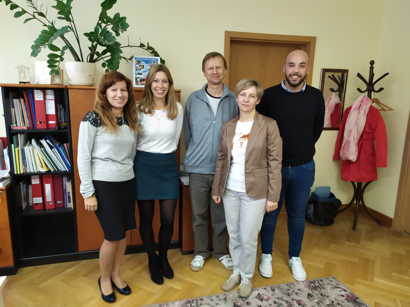 Visits to our project partners in Poland